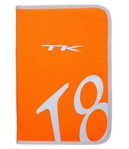 TK T8 Coach Map Orange