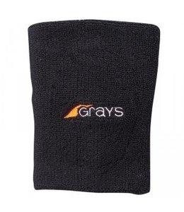 Grays Sweatband Schwarz