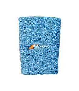 Grays Sweatband Blau
