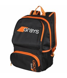 Grays GX50 Backpack Junior Schwarz
