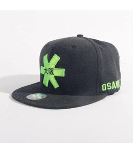 Osaka Snapback Zwart