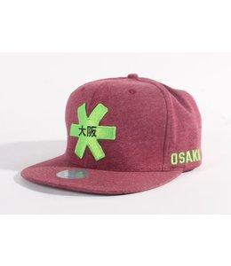 Osaka Snapback Maroon