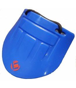Brabo Throat Protector Blau