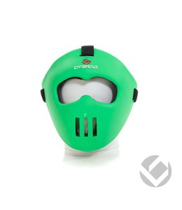 Brabo Facemask Grün all-fit