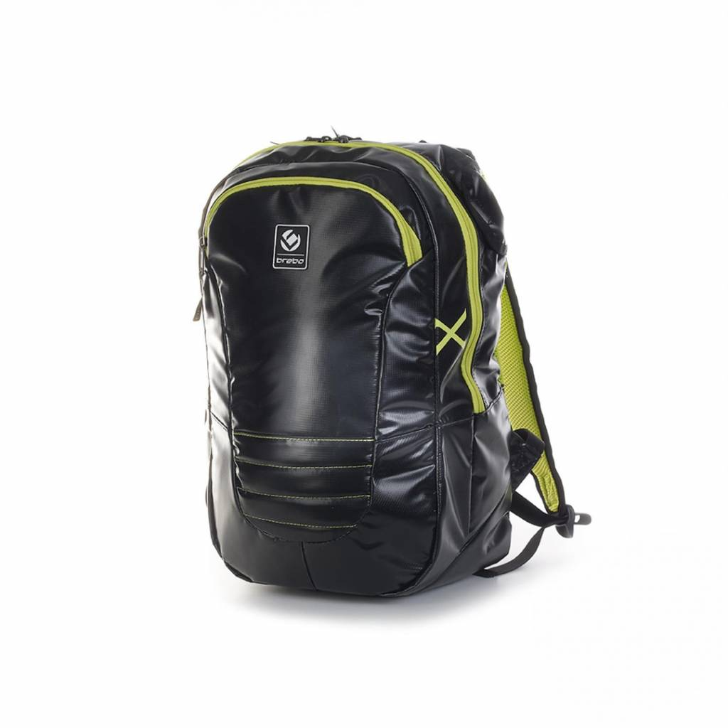 87211c1870a Backpack JR TeXtreme Black/Lime - Hockeypoint