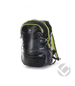 Brabo TeXtreme Backpack SR Schwarz/Lime