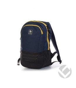 Brabo Backpack Traditional Junior Blauw/Geel