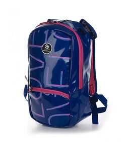 Brabo Backpack Love Love Navy/Pink Junior