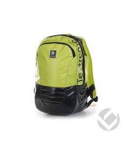 Brabo Backpack TeXtreme Lime/Zwart Junior