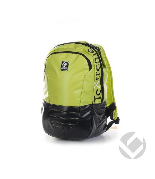 Brabo Backpack JR TeXtreme Lime/Black