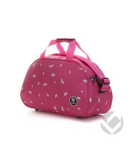 Brabo Shoulderbag Feathers Roze