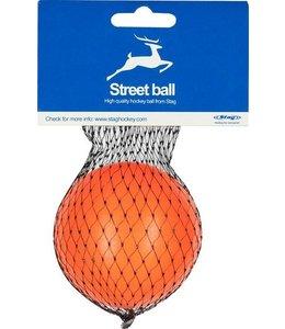 Stag Streethockeybal Oranje