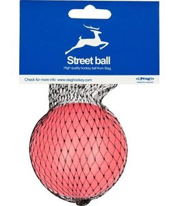 Stag Streethockeyball Pink