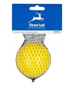 Stag Streethockeyball Gelb