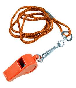 Stag Flöte mit Schnur Orange