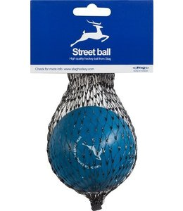 Stag Streethockeybal Donkerblauw