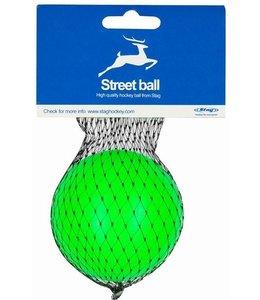Stag Streethockeyball Grün