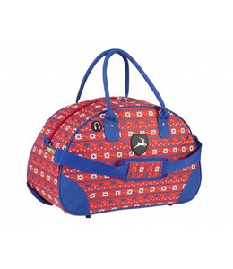 Stag Fashion Bag Hartjes Rood