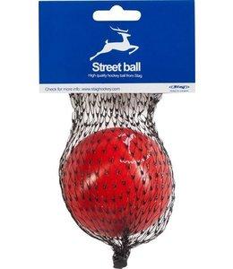 Stag Streethockeybal Rood