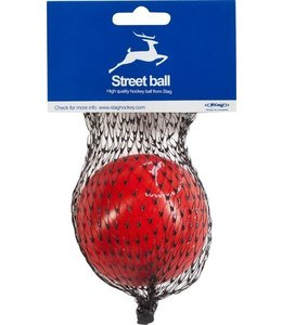 Stag Streethockeyball Rot