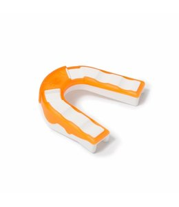 Reece Mouthguard Dental Impact Shield Weiss/ Orange Junior Reece