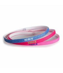 Reece Haarbänder Camden Reece 3 Stück Rosa/Blau/Rosa