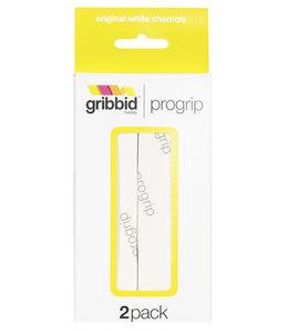 Pro grip 2 stuks Gribbid white hockeytape