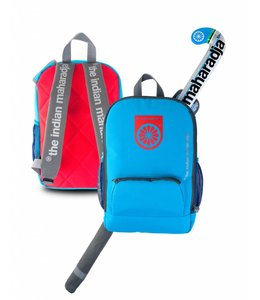Indian Maharadja Kids bag Blauw/Rood