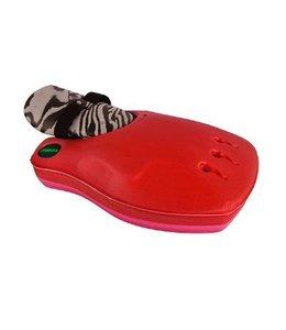 Obo Robo Hi-Rebound Handprotector Rot Links