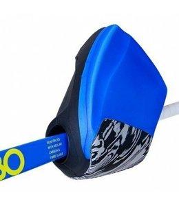 Obo Robo Hi-Rebound Handprotector Blauw/Zwart Rechts