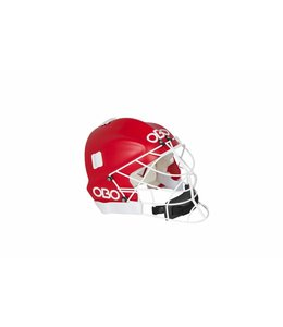 Obo Youth Helm Rood
