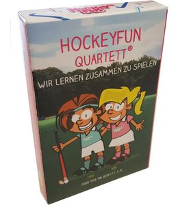 Hockey Quartett Deutsch mit Mengenrabatt