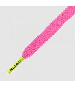 Mr. lacy Flatties Coloured Tip Lipstick Pink/ Neon Lime yellow
