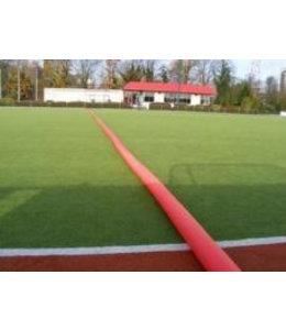Veldafscheiding hockeyveld 60 Meter