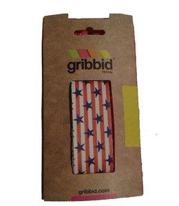 Gribbid Chamois Grip Stars on Stripes