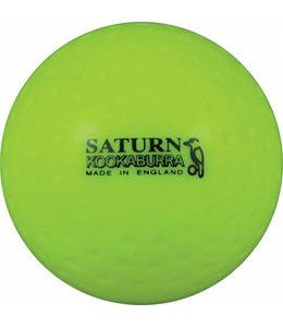 Kookaburra Dimple Saturn Lime Hockeyball