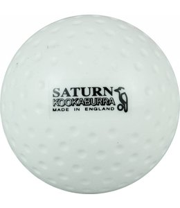 Kookaburra Dimple Saturn Weiss Hockeyball