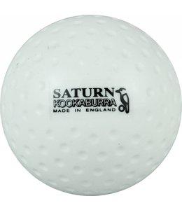 Kookaburra Dimple Saturn Wit Hockeybal