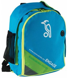 Kookaburra Engage Backpack Blau