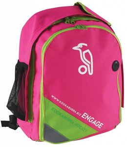 Kookaburra Engage Backpack Pink
