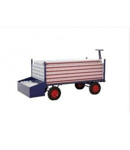 Transportkar zaalbalken