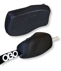 Obo Robo Hi-Control Handprotectorset Zwart