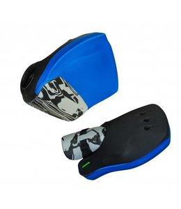 Obo Robo Hi-Rebound Handprotector Blauw/Zwart Set