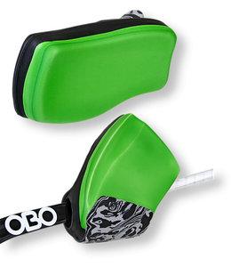 Obo Robo Hi-Rebound Handprotector Grün/Schwarz Set