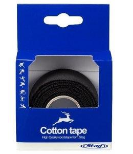 Stag Cotton Tape Zwart