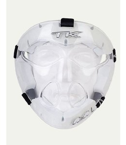 TK T2 Facemask Junior Transparant