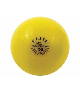 Kookaburra Elite Gelb Hallenhockeyball