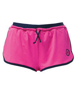 Indian Maharadja Shorts Ladies Roze/Blauw