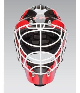TK S1 Helm Zwart/Rood