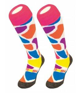 Hingly Sokken Color Cow